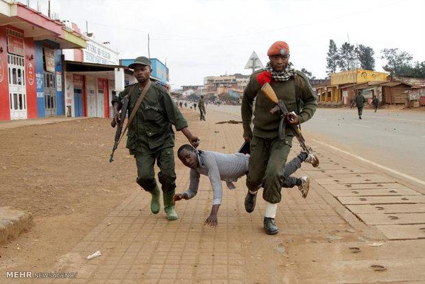 افزایش تنش های قومی در کنگو