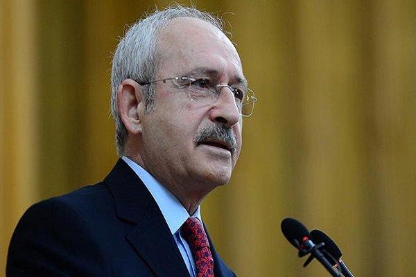 Tehran, Ankara, Baghdad must unite against KRG referendum: Kılıçdaroğlu