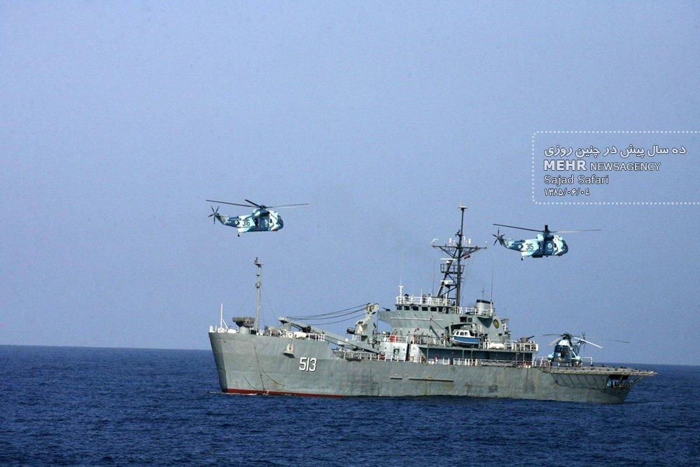 مهریاد؛ از بزرگداشت ممیز با حضور کیارستمی تا رزمایش دریایی ارتش