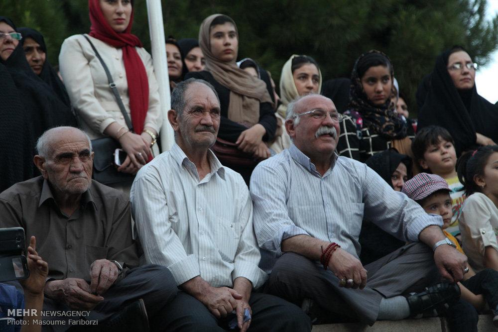 دهمین جشنواره سراسری تئاتر کوتاه ارسباران