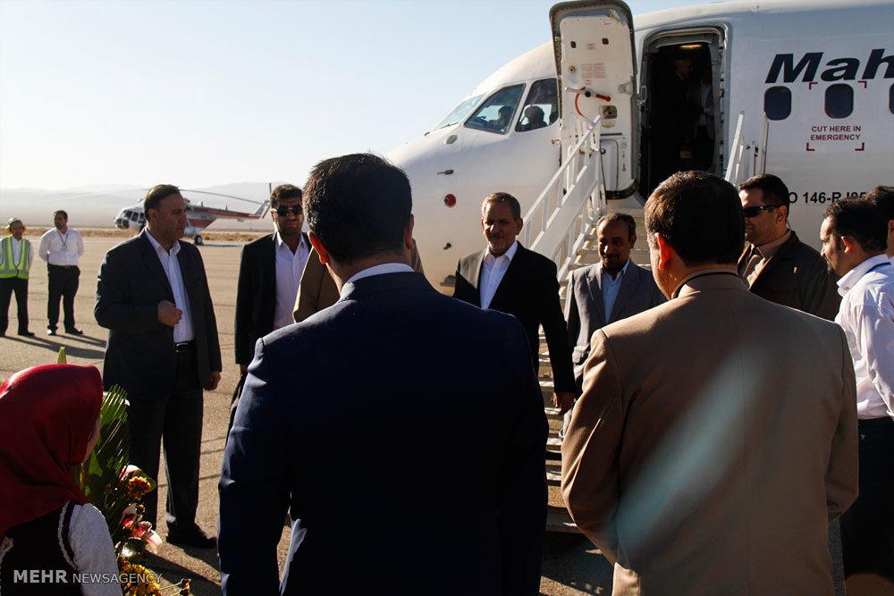 سفر معاون اول رئیس جمهور به شاهرود