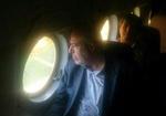 بازدید هوایی وزیر نیرو از دریاچه ارومیه