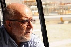 وزیر نفت به شهدای عملیات تروریستی اهواز ادای احترام کرد