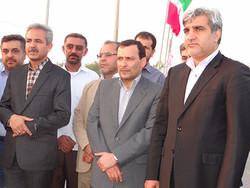 گازرسانی به ۱۷ روستای شهرستان دشتی افتتاح شد