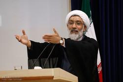 سفر حجت الاسلام مصطفی پورمحمدی وزیر دادگستری به همدان