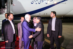 FM Zarif arrives in Bolivia