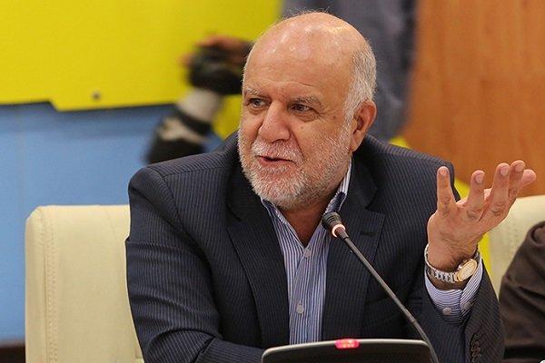 وزیر نفت بیژن نامدار زنگنه بوشهر