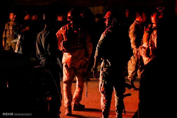 هجوم على الجامعة الامريكية في كابل