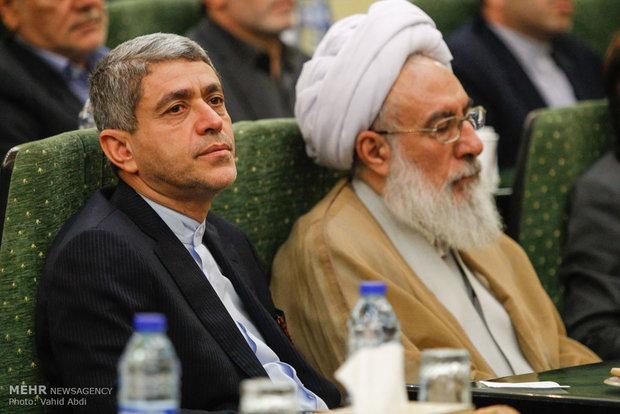 سفر علی طیب نیا وزیر اقتصاد و دارایی به تبریز