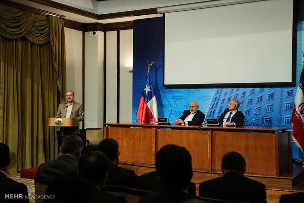 Iran, Chile joint economic session