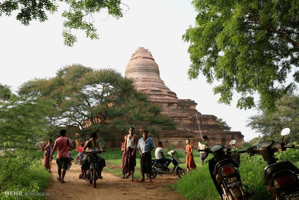 زلزله در میانمار