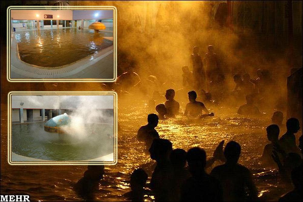 آب سرد بر سر شهر چشمههای آبگرم؛شهرت جهانی برای «سرعین» آبونان نشد