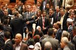 وقوع درگیری فیزیکی میان نمایندگان پارلمان عراق