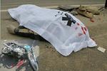 تصادف مرگبار کامیون با موتورسیکلت در میدان امام رضا (ع) بجنورد