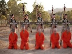 داعش ۱۴ دیلى به شێوازێكی دڕندانه ئیعدام کرد/ ۵ له دیلهکان کوردن