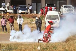 زمبابوے میں حکومت کے خلاف مظاہرے