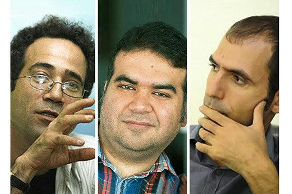 سه کارگردان تئاتر نشان «هنرمند مسئول» را دریافت کردند