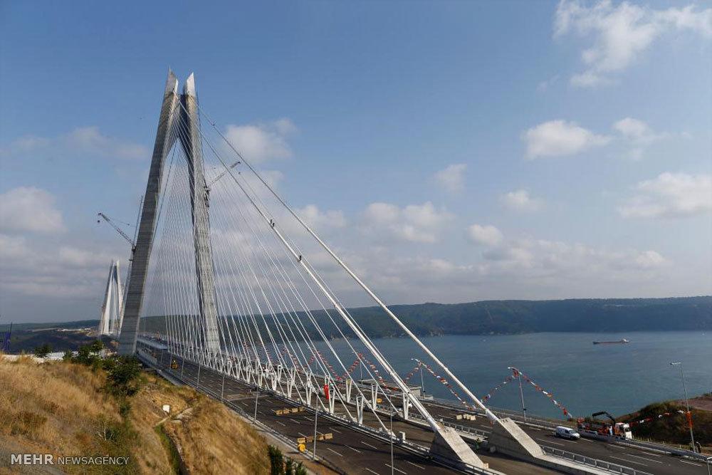 پلی بین آسیا و اروپا