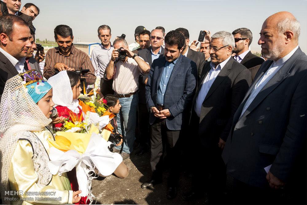 سفر وزیر نیرو به آذربایجان غربی