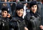 حجاب برای پلیسهای زن ترکیه قانونی شد