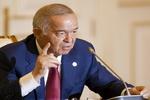 رئیس جمهور ازبکستان در بیمارستان بستری شد