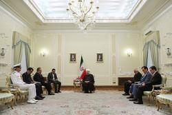 روحانی: ایران و پاکستان عمق استراتژیک یکدیگر هستند