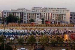صندلی ها در مقابل شهروندان کم آوردند/ شوخی قارنلی با شهردار گرگان