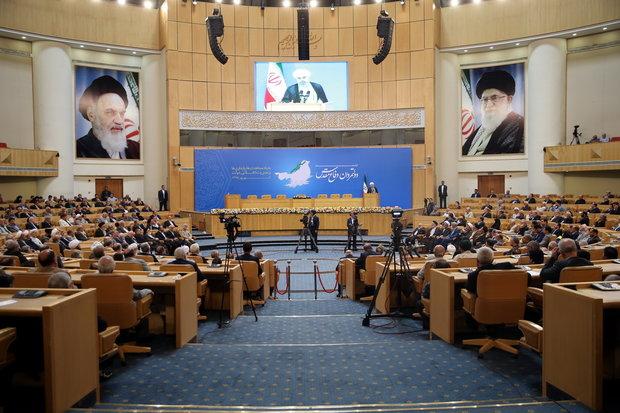 روحاني : جذور الارهاب حاليا ناجمة عن العدوان على افغانستان والعراق