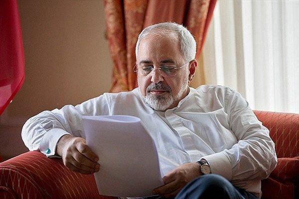 """وزير الخارجية: أسلاف """"ترامب"""" تعلموا احترام الإيرانيين"""