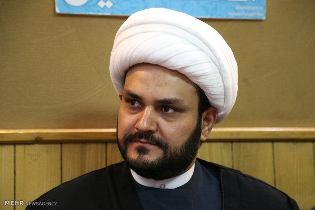 حضور شیخ اکرم الکعبی دبیرکل مقاومت اسلامی نجباء در برنامه زنده شبکه الکوثر
