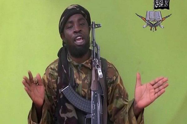 سرکرده بوکوحرام با انتشار نوار ویدئویی مرگ خود را تکذیب کرد