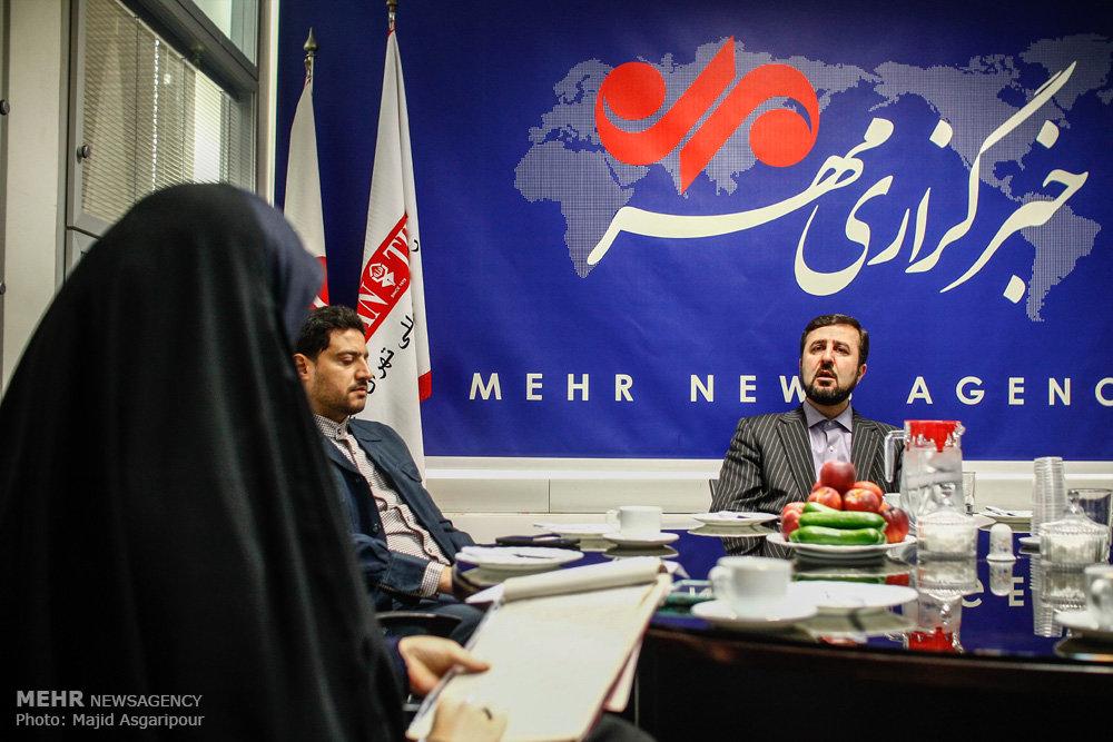 گفتگو با معاون امور بینالملل ستاد حقوق بشر