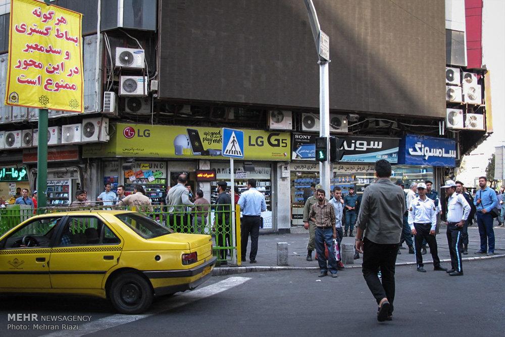 طرح مبارزه با موبایل قاچاق در بازار
