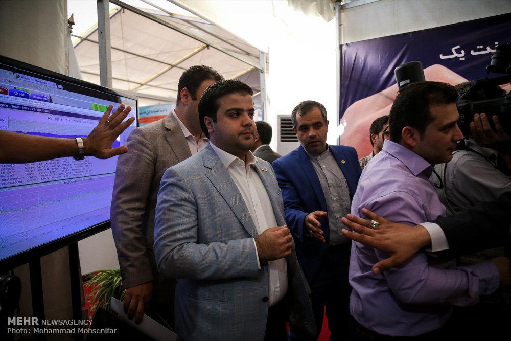 افتتاح شبکه ملی اطلاعات