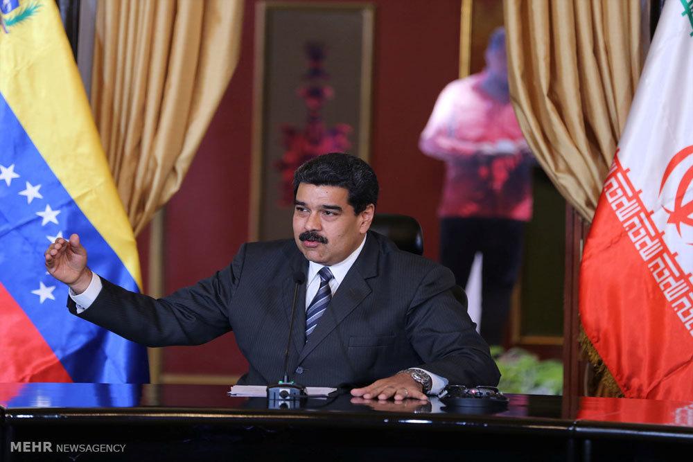 سفر وزیر امور خارجه به ونزوئلا