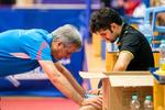 «تنیس» در المپیک با بهترین هایش«روی میز» نماند/ استراحت بی موقع!