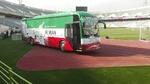 اتوبوس جدید تیم ملی فوتبال ایران فردا رونمایی می شود