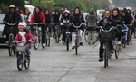Controversy of female cyclists in Iran