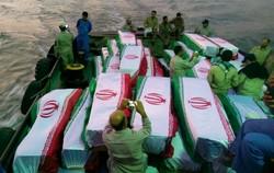 پیکر ۱۳۰ شهید تازه تفحصشده ۴ خرداد به کشور بازمیگردد