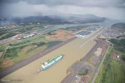سایه جنگ تجاری بر کانال پاناما/کاهش تردد کشتیهای چینی و آمریکایی