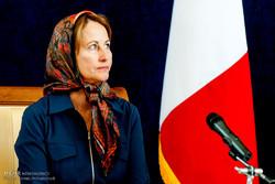 سفر سگولن رویال وزیر محیط زیست فرانسه با ارومیه