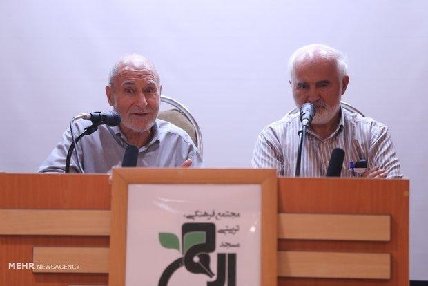 احمد توکلی و بهزاد نبوی