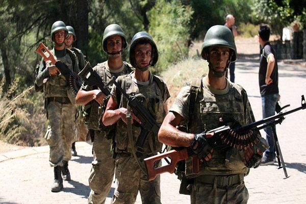 Irak'ın kuzeyinde 2 Türk askeri yaşamını yitirdi