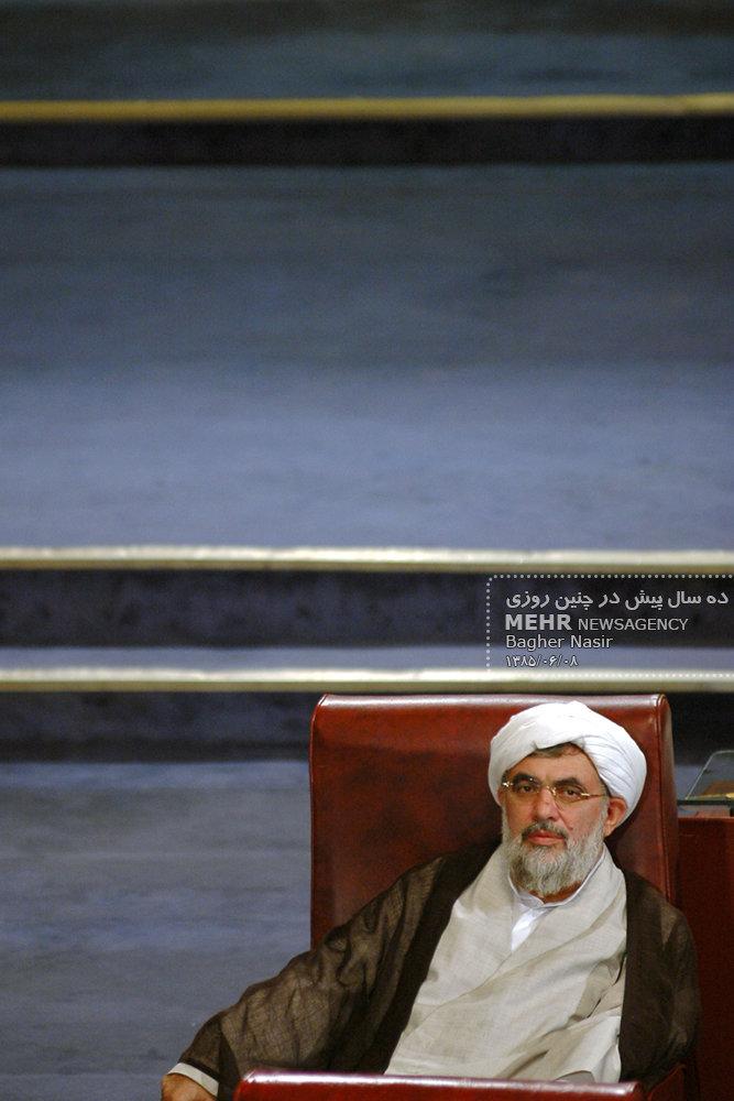 مهریاد؛ از جلسه سران سه قوه تا اختتامیه تئاتر ماه