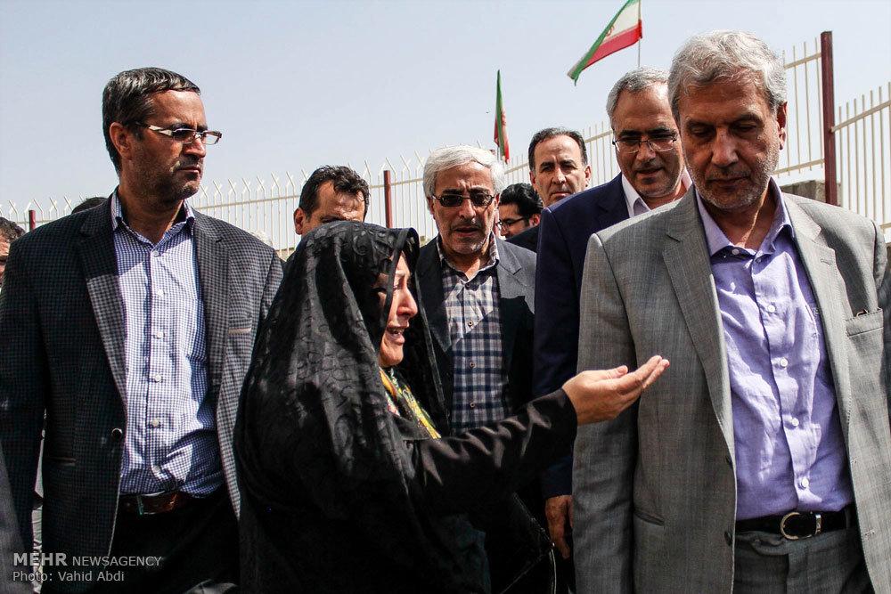 سفر وزیر کار و رفاه اجتماعی به تبریز