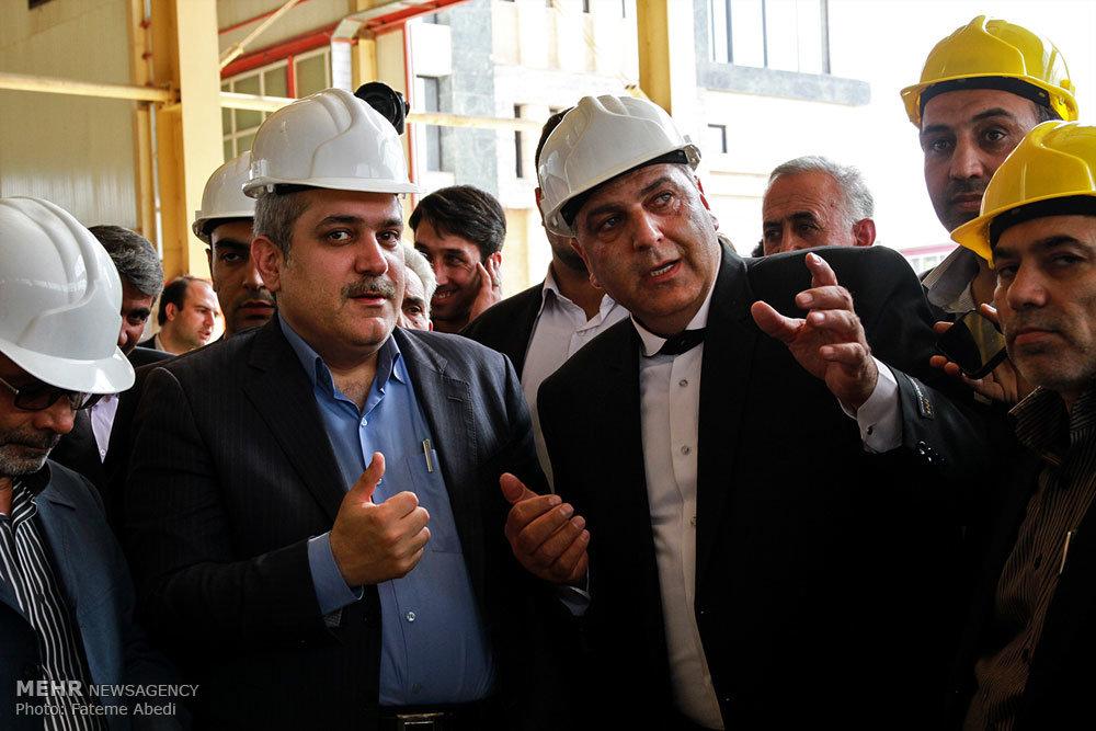 سفر  معاون علمی و فناوری رئیس جمهور به استان مرکزی