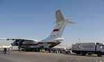 Russian medical aid delivered to Aleppo University Hospital