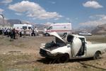 سانحه رانندگی در شهرستان اراک ۲ کشته برجای گذاشت