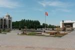 انفجار، سفارت چین در قرقیزستان را لرزاند