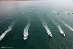 تقابل دریایی ایران و آمریکا در ۲۰۱۶ دو برابر شد